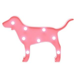 Victoria's Secret PINK Dog Marquee Light